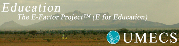 E FactorBanner The E Factor Project™