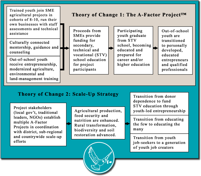 TOC AFactorWebsite The A Factor Project™