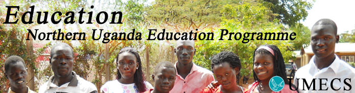NUEP Banner 5 Northern Uganda Education Programme (NUEP)