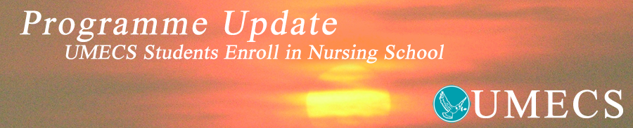ProgrammeUpdate Long Nursing1 Programme Update: Nursing Students