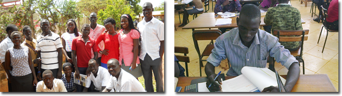 GroupMiddle Northern Uganda Education Programme (NUEP)